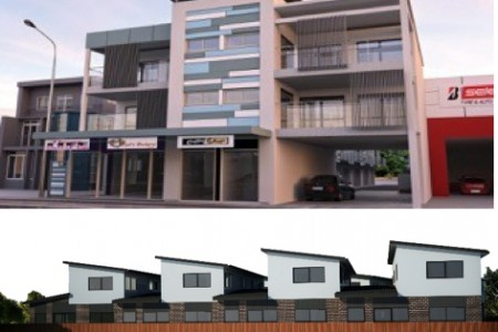 Two Multi-Unit Residential Apartments in Hamilton
